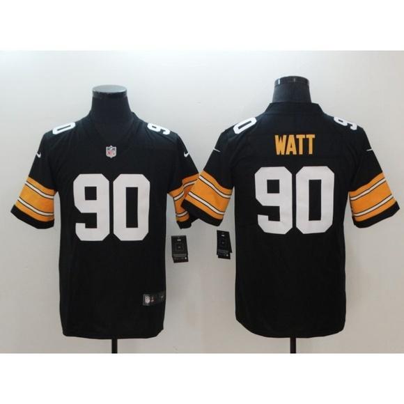 check out d06c8 0e37b Pittsburgh Steelers T.J. Watt Jersey